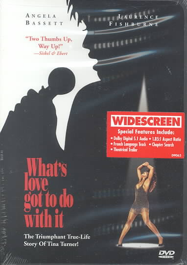 WHAT'S LOVE GOT TO DO WITH IT BY BASSETT,ANGELA (DVD)