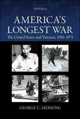 America Longest War By Herring, George