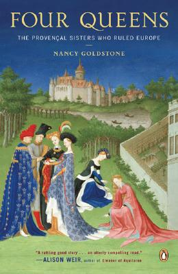 Four Queens By Goldstone, Nancy